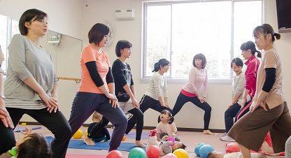 【オンライン&リアル会場】1月のエスウェルプログラム ~産後から一般向けエクササイズ~
