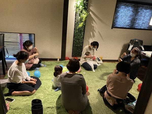 【月2回開催】ママとね♡親子サークル